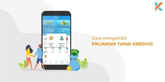 Cara Pinjam Uang Di Kredivo Pinjaman Mini Dan Jumbo 444f5