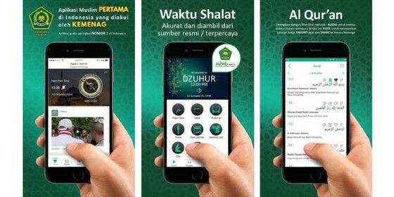 Aplikasi Muslim Go 28717
