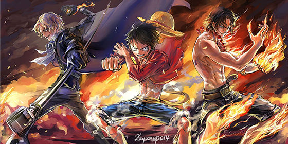 Wallpaper One Piece Pc 4 07c2a
