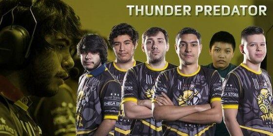 Thunder Predator Custom 35562