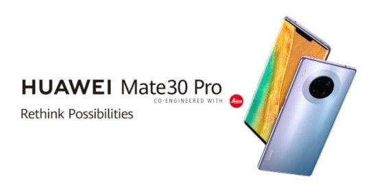 Spesifikasi Huawei Mate 30 Pro 11321