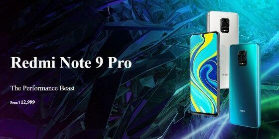 Spesifikasi Redmi Note 9 Pro 94a6f