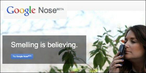 Google Nose 2013 63c7b