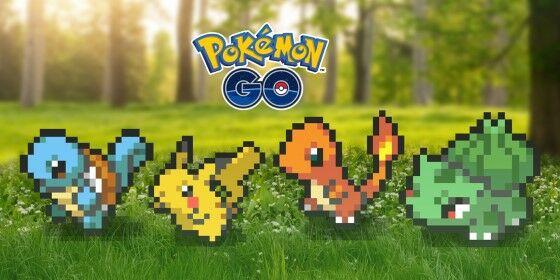 Pokemon Go 8 Bit F8a61