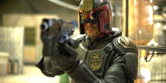 Superhero Dredd Custom 90c1f