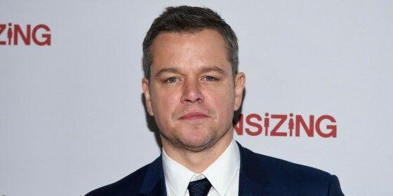 Aktor Menolak Peran Matt Damon Custom 8de73
