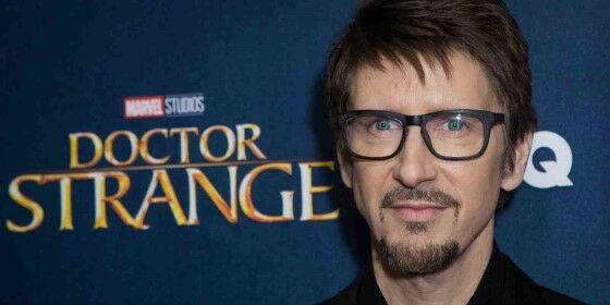 Scott Derrickson Sutradara Doctor Strange 2 50df9