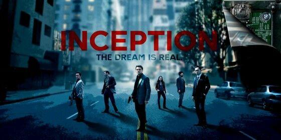 Inception Movie Dream B1f95