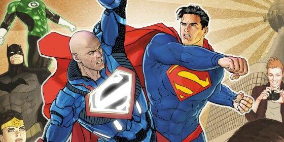 Hal Kejam Yang Superman Pernah Lakukan Superhero Dc Lex Luthor Custom 37c0c