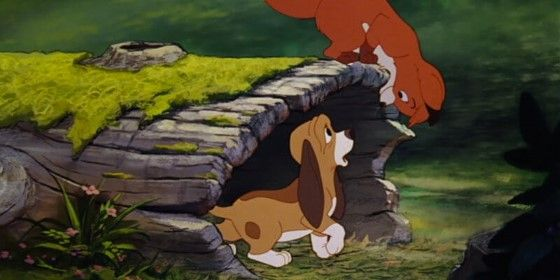 The Fox And The Hound D86ea