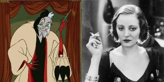 Cruella De Vil Tallulah Bankhead 1970e