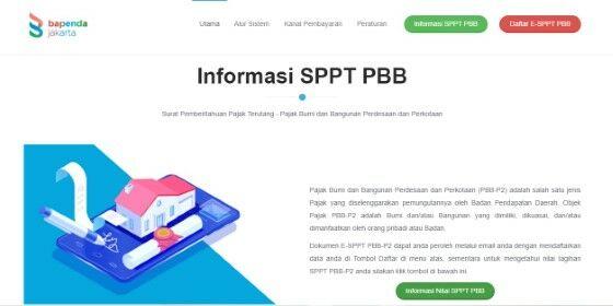 Cek Pbb Online 48a37