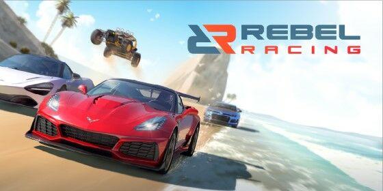 Rebel Racing Mod Apk 1064c