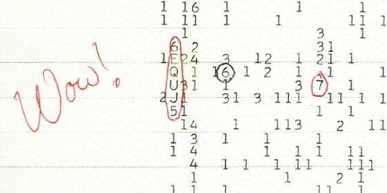 Sinyal Dari Alien E3725