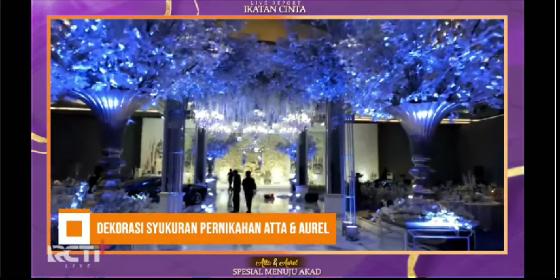 Acara Pernikahan Atta Dan Aurel 1c629