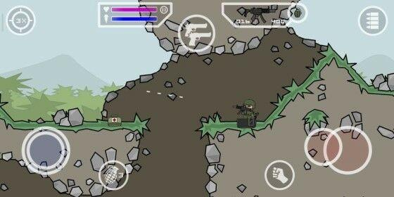 Mini Militia Mod Apk Versi Lama Warna Merah 9e0a7