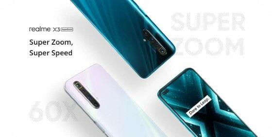 Realme X3 Superzoom Spesifikasi B4771