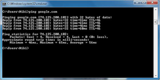 Gunakan Fungsi CMD 26874