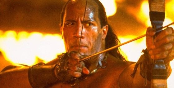 The Scorpion King 2002 B8aca