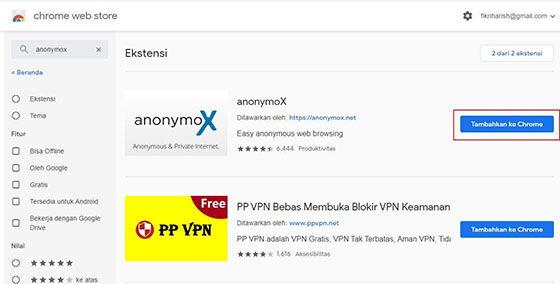 Cara Instal Extension IDM Google Chrome 243c8