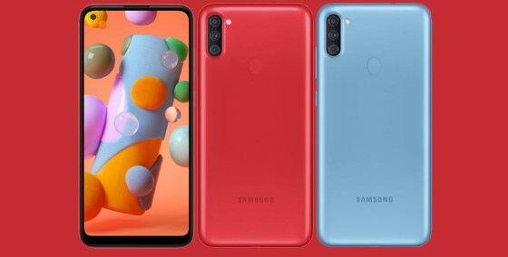 Samsung Galaxy A11 Kam Custom E0074