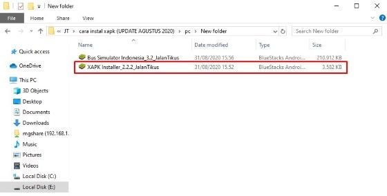 Cara Instal Xapk Di Laptop C9642