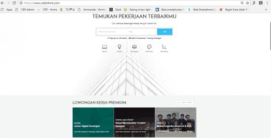 Website Lowongan Kerja Paling Terpercaya 3 334dc