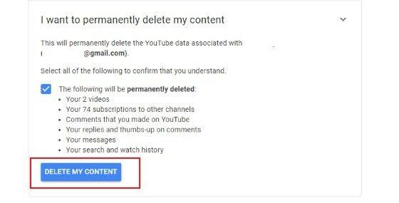 Cara Menghapus Akun Youtube Di Hp 4cead