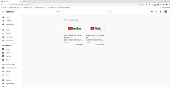 Cara Youtube Premium Gratis Gampang Gak Pake Ribet Jalantikus