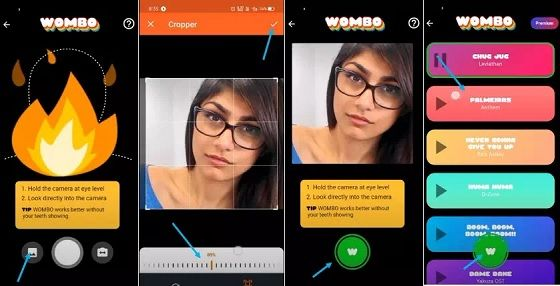 Wombo AI MOD APK 3 82b10
