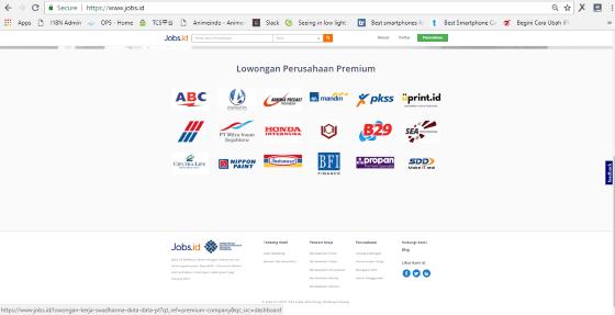 Website Lowongan Kerja Paling Terpercaya 9 F7449