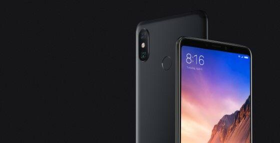 Xiaomi Mi Max 3 6dfa0