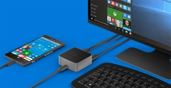 Windows 10 Continuum Custom Bf047