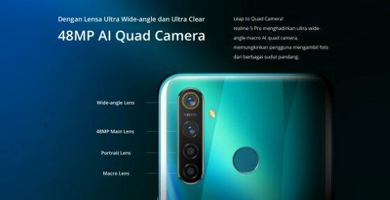 Kamera Realme 5 Pro Custоm 6d2e5