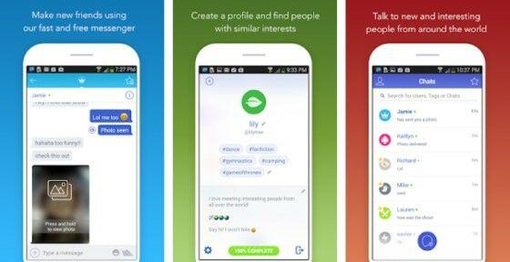 Aplikasi Chat Dengan Bule 9 E3706