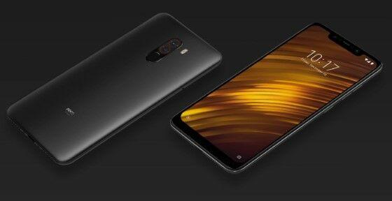 Hp Harga 4 Jutaan Terbaik Xiaomi Pocophone F1 Custom Ac376