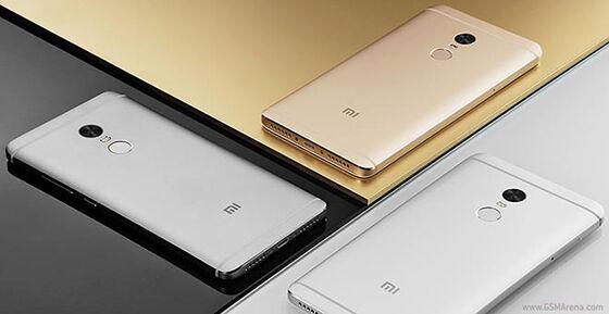 Varian Baru Xiaomi Redmi Note 4 5