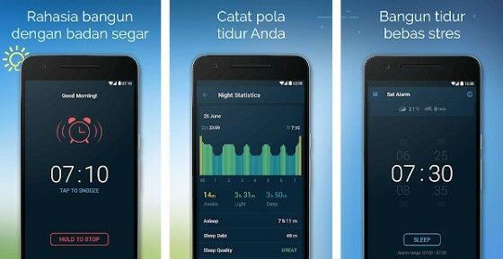 Aplikasi Selamat Pagi Jam Alarm D2b31