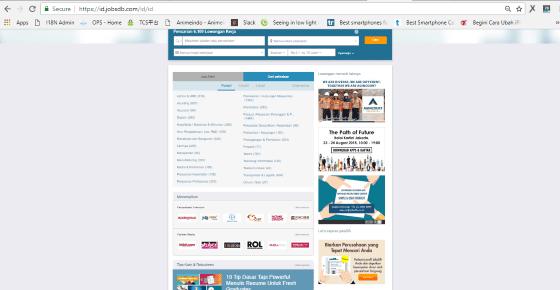 Website Lowongan Kerja Paling Terpercaya 6 0609d