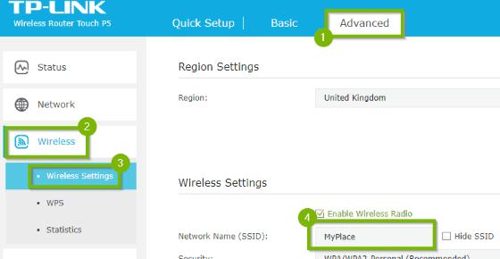 Cara Setting Router Tp Link Agar Lebih Cepat C1adf
