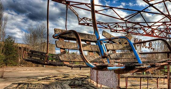 Pripyat Ukraina