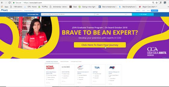 Website Lowongan Kerja Paling Terpercaya 8 Ee568