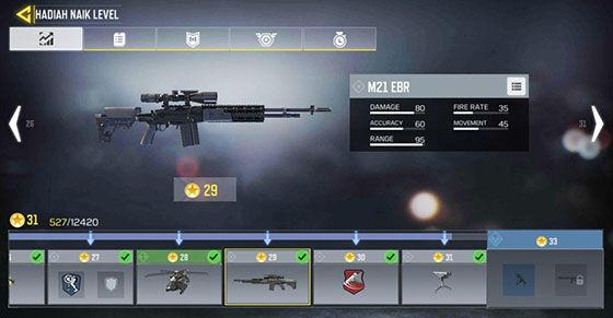 Senjata Terbaik Tersakit Cod Mobile 896e0