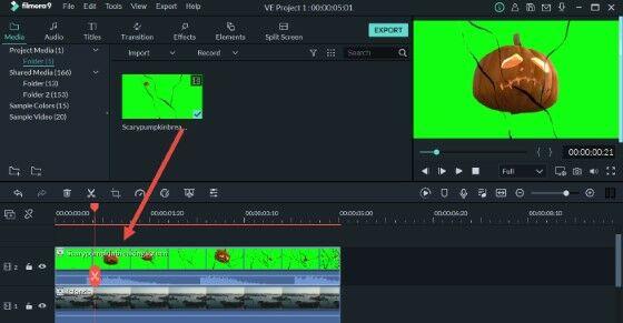 Cara Menghilangkan Background Video Di Filmora 36314