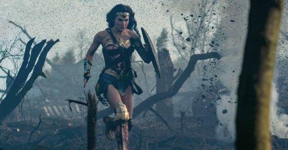 Adegan Terbaik Dceu Wonder Woman 430a4