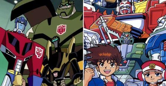 Dubbing Anime Transformers F6d69