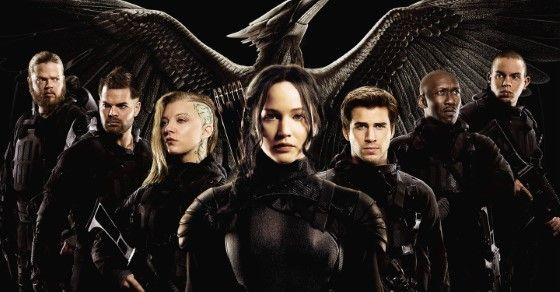 The Hunger Games Mockingjay Part 1 0ebef