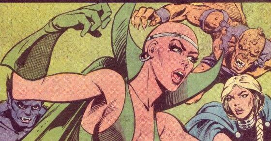 Moondragon Superhero Yang Bunuh Orang Tuanya Bd9ef