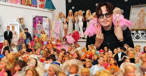 Hobi Johnny Depp Custom 0b300