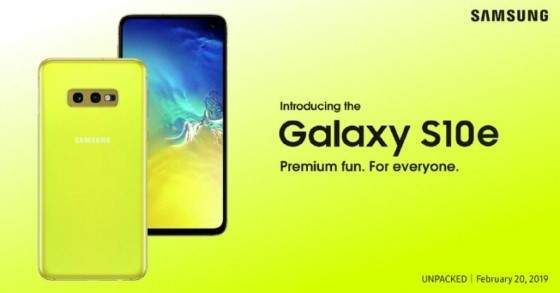 Makna E Samsung S10e Essential 35d4c